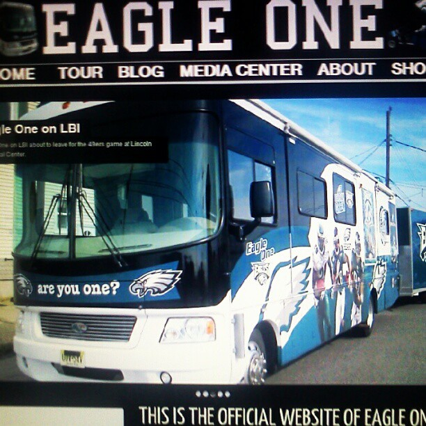 Eagle One on LBI